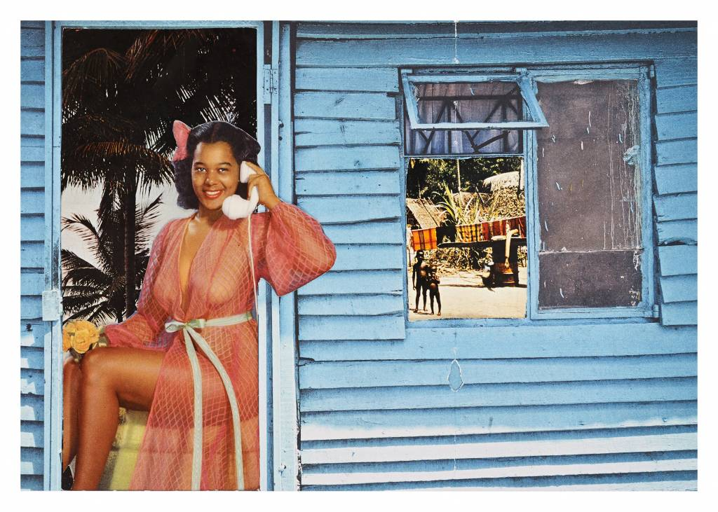 Ilse Gijsberts Long Distance Phone Call - Print Only