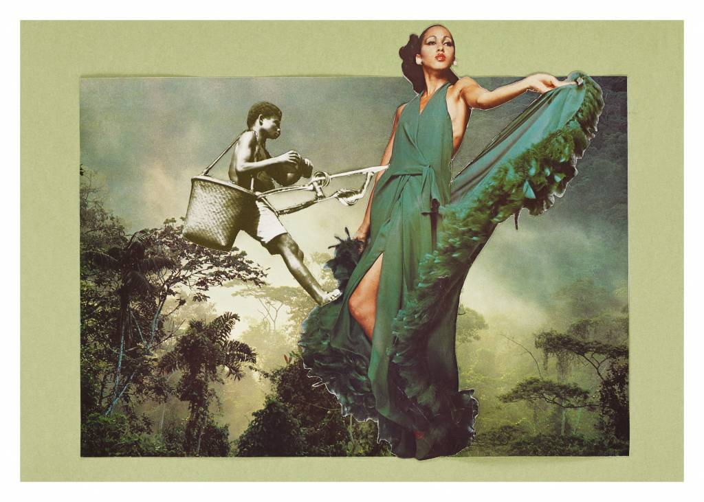 Ilse Gijsberts Print Only | 'Standing Tall'by Ilse Gijsberts