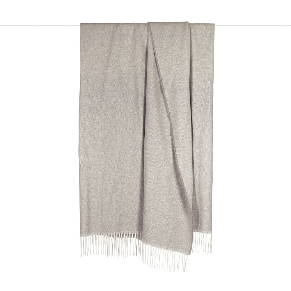 Frankly Amsterdam Cashmere Limited Throw