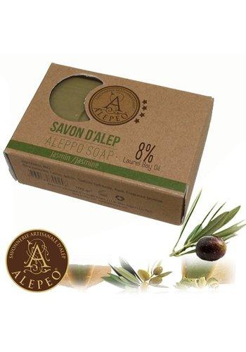 Najel Aleppo Zeep Aleppo jasmijn (100 gram)