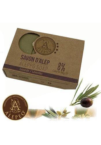 Najel Aleppo Zeep Aleppo lavendel (100 gram)