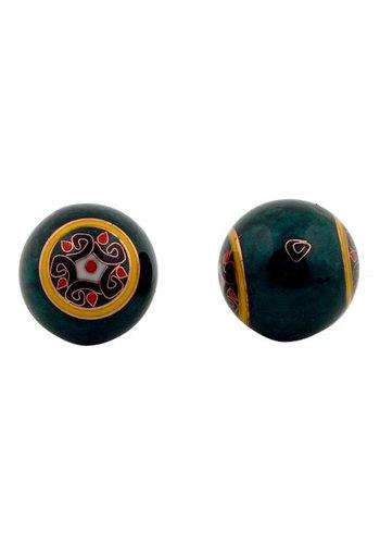 Yogi & Yogini naturals Meridiaankogels Qi Xin Ylang (3.5 cm)