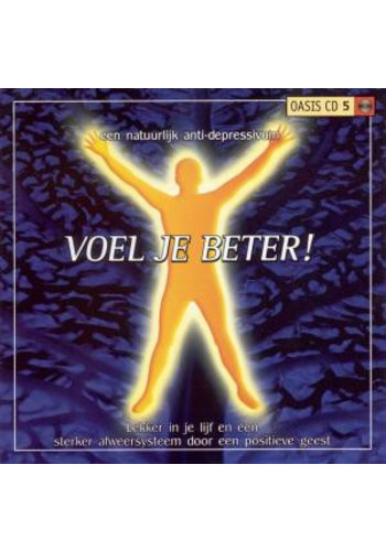 Yogi & Yogini naturals Voel je beter (Oasis cd 5)