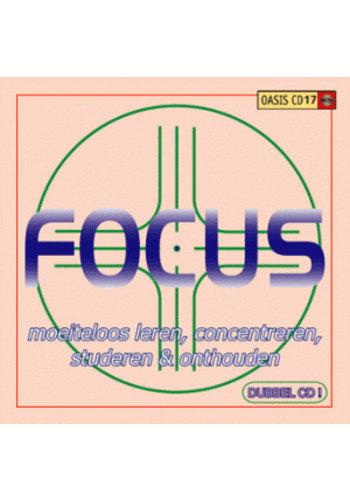 Yogi & Yogini naturals Moeiteloos leren en concentreren FOCUS dubbel-Oasis cd 17