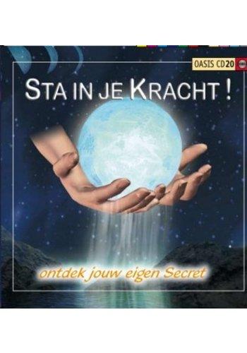 Yogi & Yogini naturals Sta in je Kracht (Oasis cd 20)