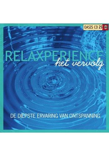 Yogi & Yogini naturals Relaxperience het vervolg (Oasis cd 25)