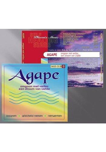 Yogi & Yogini naturals Agape, rouwverwerking, omgaan met verlies (Oasis cd 23)