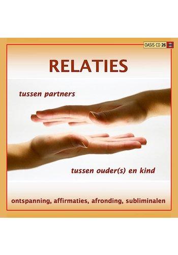 Yogi & Yogini naturals Relaties tussen partners & tussen ouder(s) en kind (Oasis cd 26)