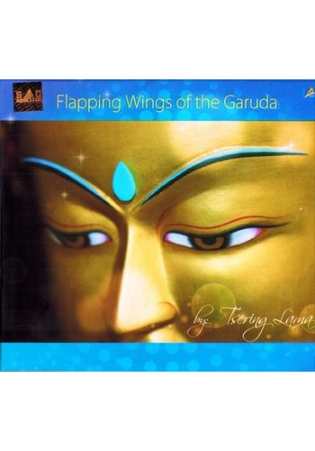 Yogi & Yogini naturals Cd Flapping Wings of the Garuda - Tsering Lama