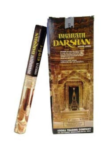 Yogi & Yogini naturals Wierook Darshan hexagram (20 gram)