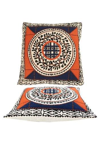 Yogi & Yogini naturals Decoratieve kussenhoes