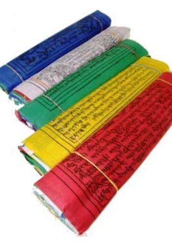 Yogi & Yogini naturals Gebedsvlaggenkoord Tibetaans 10 x