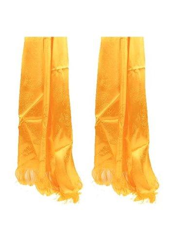Yogi & Yogini naturals Draak katha oranje (140x30 cm)
