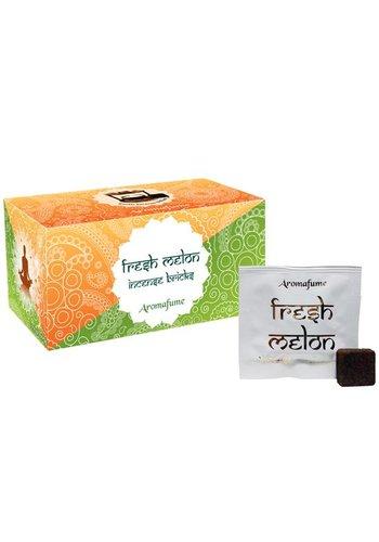Aromafume Aromafume wierookblokjes Fresh Melon (40 gram)