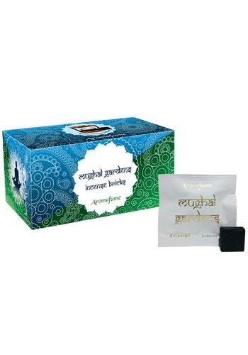 Aromafume Aromafume wierookblokjes Mughal Garden (40 gram)