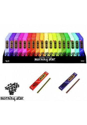 Morning Star Wierook Morning Star Display 18x12 pakjes