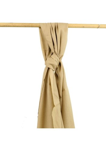 Yogi & Yogini naturals Sjaal beige (70x200 cm)