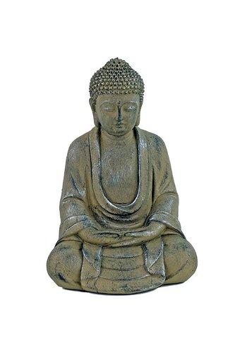 Yogi & Yogini naturals Amitabha Boeddhabeeld Japan (16x13x24 cm)