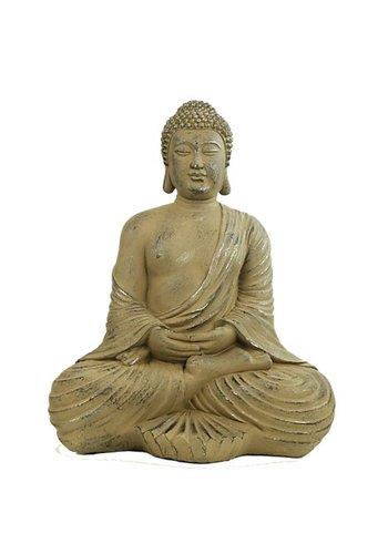 Yogi & Yogini naturals Amitabha Boeddhabeeld Japan (36x25x45 cm)