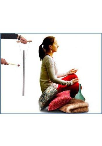 Yogi & Yogini naturals Klankbuis Healing Energy 999 Hz (38x2.5 cm)