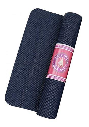 Yogi & Yogini naturals Yogamat indigo (185x63x0,5 cm)