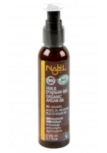 Yogi & Yogini naturals Huid/Haarverzorging Argan huid- haar-nagelolie BIO