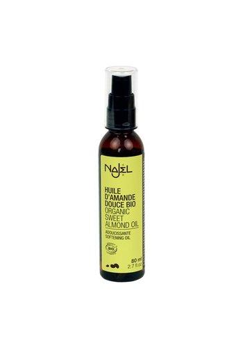 Yogi & Yogini naturals BIO - Amandelolie Massageolie en Huidverzorging (80 ml)