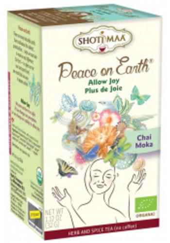 Shoti Maa Thee Shoti Maa Peace on Earth mokka Chai BIO