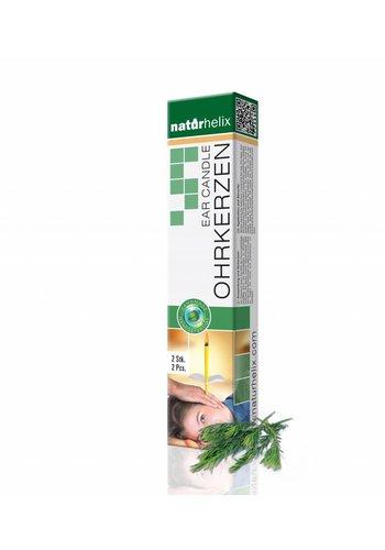 NaturHelix Oorkaarsen Tea tree (2-pack)