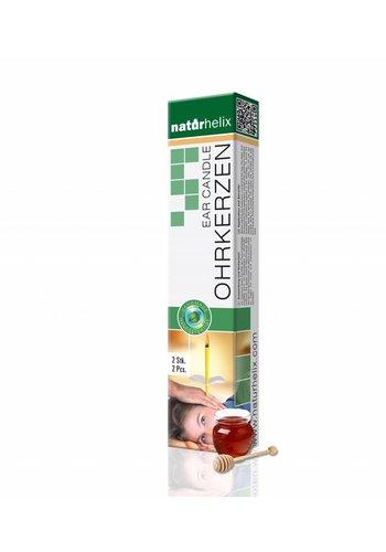 NaturHelix Oorkaarsen Propolis (2-pack)