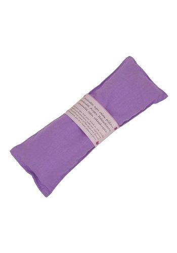 Yogi & Yogini naturals Oogkussen relax lavendel violet (22x8 cm)