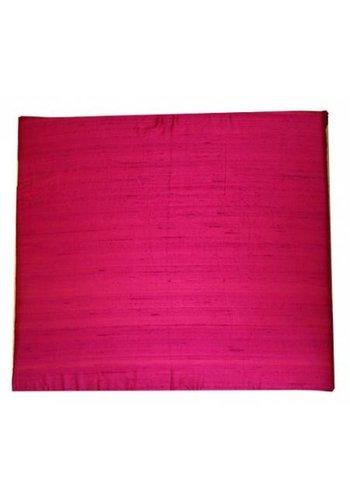 Yogi & Yogini naturals Meditatiemat hoes wilde zijde roze