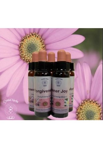 Crystal Herbs Forgiveness, Core Emotions Essence (10 ml)