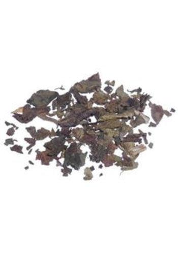 Yogi & Yogini naturals Patchouli (bladeren) wierookkruid (30 gram)