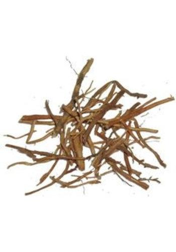 Yogi & Yogini naturals Vetiver (wortel) wierookkruid (30 ml)