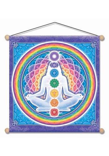 Yogi & Yogini naturals Light Body banner (37.5x37.5 cm)
