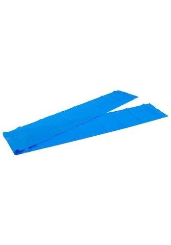 Yogi & Yogini naturals Yoga stretchband blauw