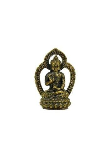 Yogi & Yogini naturals Minibeeldje Buddha Amogasiddhi