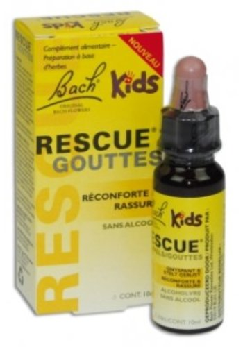 Bach Bloesem Bach Rescue Druppels Kids (10 ml)