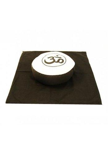 Yogi & Yogini naturals MeditatieSET AOUM crème/zwart