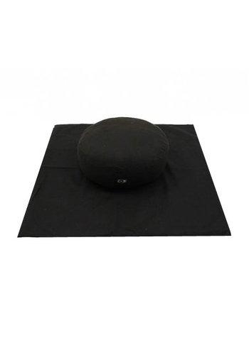 Yogi & Yogini naturals MeditatieSET zwart/zwart