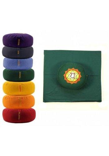 Yogi & Yogini naturals MeditatieSET groen 4e chakra