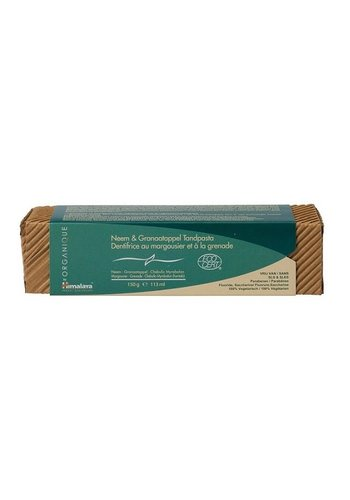 Himalaya Herbals Botanique tandpasta Neem & granaatappel (150 gram)