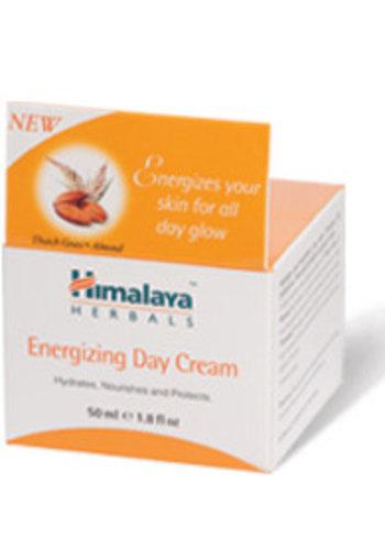 Yogi & Yogini naturals Himalaya Herbals: Energizing dagcrème -- 50 ml
