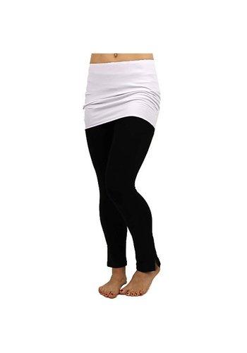 Yogi & Yogini naturals Yogabroek 'Supta' zwart S