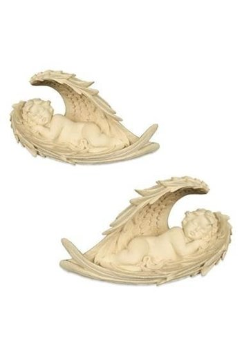 Angel Star Engel: Sleeping Angel in Wings (paar)