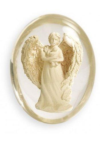 Angel Star Knuffelsteentje Bescherming van Engelen (3.75cm)