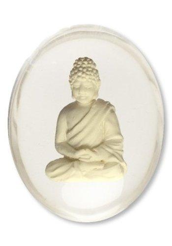 Yogi & Yogini naturals Knuffelsteentje: Inspiratie door Boeddha (3.75 cm)