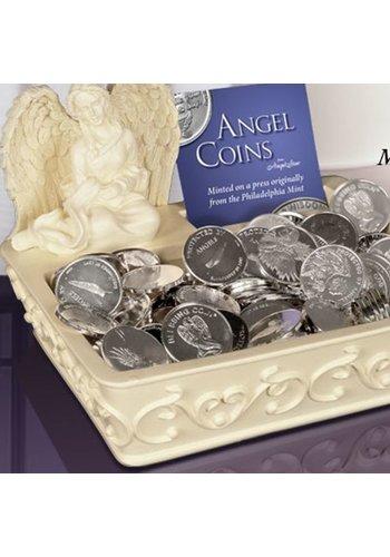 Yogi & Yogini naturals Display voor munten of engelstenen leeg