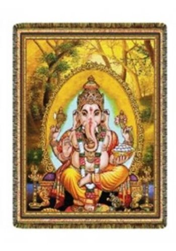 Yogi & Yogini naturals Sprei Lord of Success Ganesha (130x170cm)